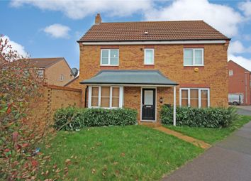 Thumbnail 3 bed detached house for sale in Stackyard Close, Thorpe Astley, Braunstone, Leicester
