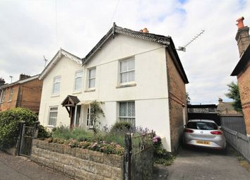 Thumbnail 4 bedroom semi-detached house for sale in Shelley Road East, Bournemouth, Dorset