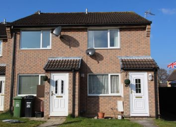 Thumbnail 2 bed terraced house to rent in Lynn Close, West End, Southampton