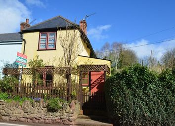 Thumbnail 2 bed cottage for sale in High Street, Halberton, Tiverton