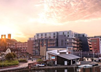 Thumbnail 2 bedroom flat for sale in Brayford Wharf North, Lincoln