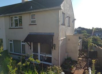 Thumbnail 3 bed semi-detached house for sale in Paignton, Devon, .