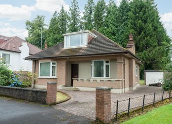 Thumbnail 3 bed detached house for sale in Banchory Crescent, Bearsden, Glasgow