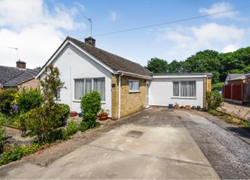Thumbnail 3 bed detached bungalow for sale in Somerville Close, Lincoln