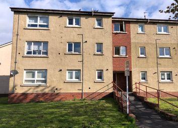 Thumbnail 2 bed flat for sale in Douglas View, Coatbridge