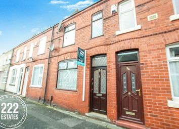 Thumbnail 2 bed terraced house to rent in Hume Street, Warrington