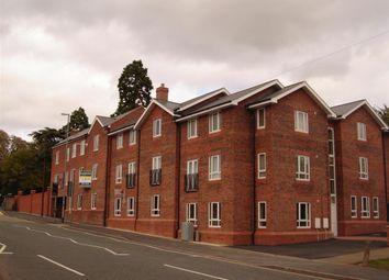 Thumbnail 2 bedroom flat to rent in Bull Head Street, Wigston