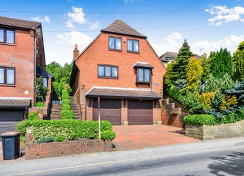 Thumbnail 3 bed detached house for sale in Moorgreen, Newthorpe, Nottingham
