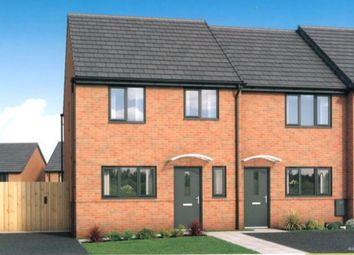Thumbnail 3 bedroom semi-detached house for sale in Fletcher Way, Peterborough