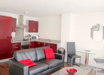 Thumbnail 1 bed flat to rent in South Quay, Swansea
