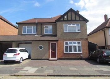 Thumbnail 4 bedroom detached house for sale in Albany Road, Chadwell Heath, Romford
