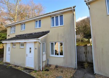 Thumbnail 3 bed semi-detached house to rent in Berryball Close, Okehampton