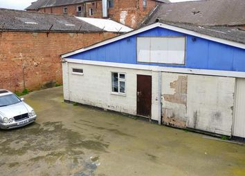 Thumbnail Warehouse to let in Unit 7 Shardlow Ind. Estate, Cavendish Bridge, Shardlow