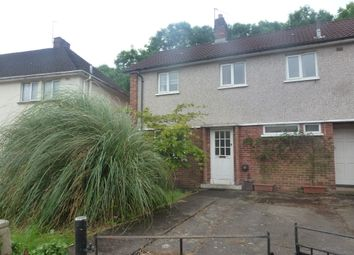 Thumbnail 3 bedroom end terrace house for sale in Fishguard Road, Llanishen, Cardiff