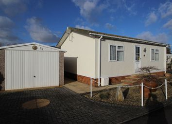 Thumbnail 2 bed bungalow for sale in Byways Park, Strode Road, Clevedon