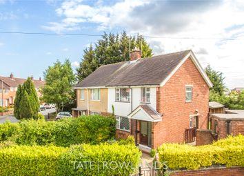 Thumbnail 3 bed semi-detached house for sale in Ffordd Glyndwr, Flint, Flintshire