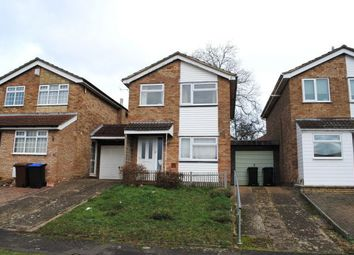 Thumbnail 3 bed detached house for sale in Ash Grove, Kingsthorpe, Northampton