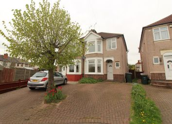 3 bed semi-detached house to rent in Ralph Road, Coventry CV6