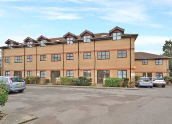 Thumbnail 2 bed flat for sale in Shermanbury Court, Carnforth Road, Lancing, West Sussex