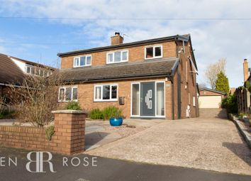 Thumbnail 4 bed detached house for sale in Lower Hill Drive, Heath Charnock, Chorley