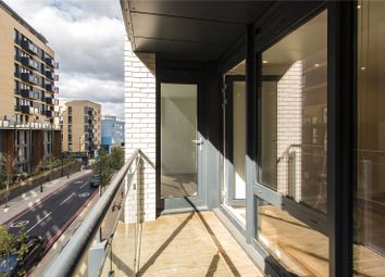 Thumbnail 2 bed flat for sale in Regalia Point, Palmers Road, Bethnal Green
