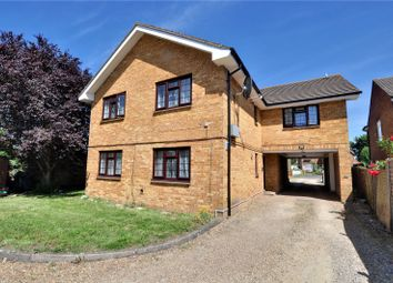 Thumbnail 1 bed flat for sale in Saxon Court, Hithermoor Road, Staines-Upon-Thames, Surrey