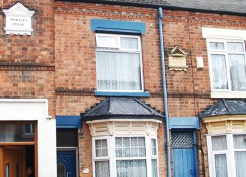 Thumbnail 2 bed terraced house to rent in Isabella, Canal Street, Wigston