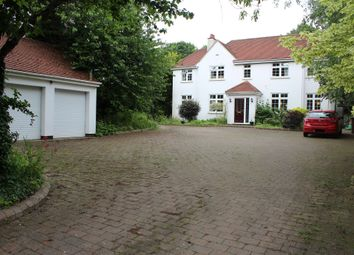 Thumbnail 5 bed detached house for sale in Green Lane, Letchworth Garden City