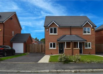 Thumbnail 2 bed semi-detached house for sale in Brandlehow Drive, Middleton