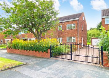 Thumbnail 4 bed detached house for sale in Whinmoor Crescent, Leeds