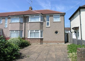 Thumbnail 3 bed end terrace house for sale in Hall Farm Drive, Whitton, Twickenham