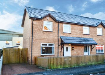 Thumbnail 3 bed semi-detached house for sale in Grant Court, Hamilton