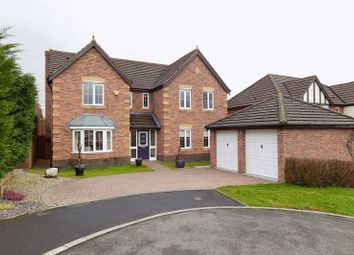 Thumbnail 5 bed detached house for sale in Cheddleton Park Avenue, Cheddleton, Staffordshire