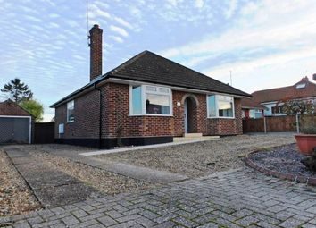 Thumbnail 3 bed bungalow for sale in Costessey, Norwich, Norfolk