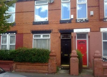 Thumbnail 2 bed terraced house to rent in Horton Road, Fallowfield, Manchester
