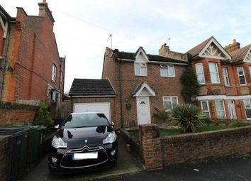 Thumbnail 3 bed end terrace house to rent in Ashburnham Road, Hastings
