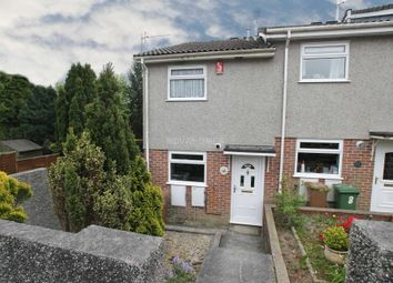 Thumbnail 2 bed end terrace house for sale in Frewin Gardens, Southway