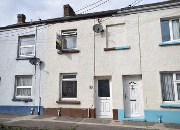 Thumbnail 3 bed terraced house for sale in Calf Street, Torrington, Devon