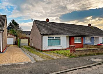 Thumbnail 2 bed semi-detached bungalow for sale in Prestonfield Road, Annan