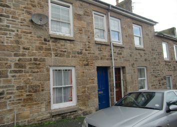 Thumbnail 2 bed terraced house to rent in Penlee Street, Penzance, Cornwall