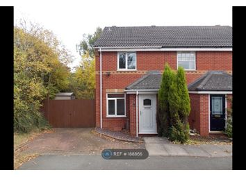 Thumbnail 2 bed semi-detached house to rent in Ambergate Close, Redditch