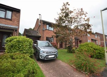 Thumbnail 2 bed semi-detached house for sale in Oaklea, Tiverton