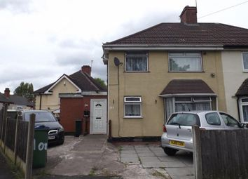 Thumbnail 3 bed semi-detached house for sale in Church Road, Smethwick, West Midlands