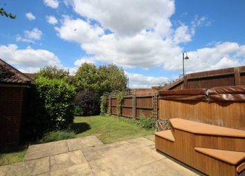 Thumbnail 4 bed town house for sale in Drovers Mead, Warley, Brentwood