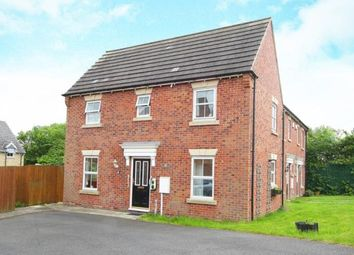 Thumbnail 3 bed town house for sale in New School Road, Mosborough, Sheffield, South Yorkshire