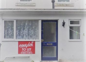 Thumbnail 1 bed flat to rent in Magdalene Road, Torquay