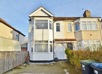 Thumbnail 3 bed end terrace house for sale in Pembroke Avenue, Enfield