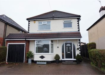 Thumbnail 3 bed detached house for sale in Water Street, Burntwood