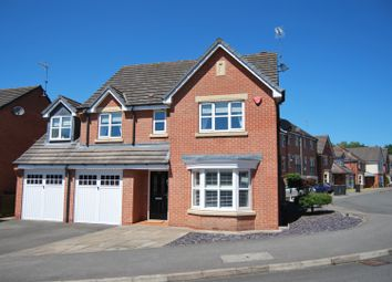 5 bed detached house for sale in Hedingham Close, Ilkeston DE7