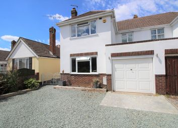 Thumbnail 3 bedroom semi-detached house for sale in Wide Lane, Southampton